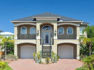 Coastal Karma, 4 Bedrooms, Private Pool, WiFi, Sleeps 10, Saint Augustine