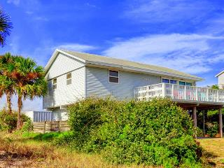 Playa Haus, 4 Bedrooms, Ocean View, Pet Friendly, WiFi, Sleeps 8, Saint Augustine