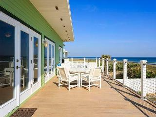 Stairway to Heaven, Upper Unit, 2 Bedrooms, Ocean Front, Flagler Beach, Palm Coast