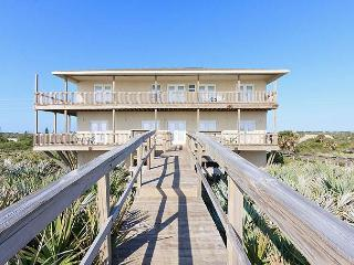 Miracle Eight, 8 Bedrooms, Ocean Front, WiFi, Sleeps 14, Flagler Beach