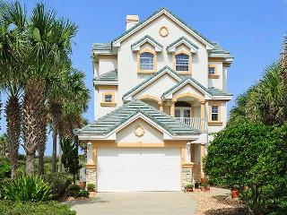Beach Belle, 4 Bedrooms, Ocean Front, Elevator, Private Pool, Sleeps 10, Palm Coast