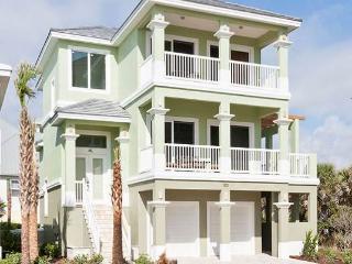 Cinnamon Beach Dancing Dolphin, 6 bedrooms, elevator, private pool, spa, hd, Palm Coast