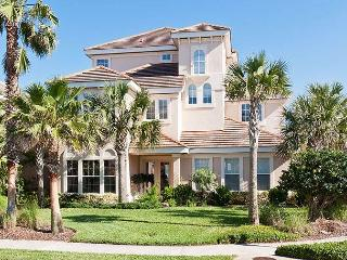 Cinnamon Beach Sea Star Palace, New Private Pool, HDTVs, 2 heated pools, gy, Palm Coast