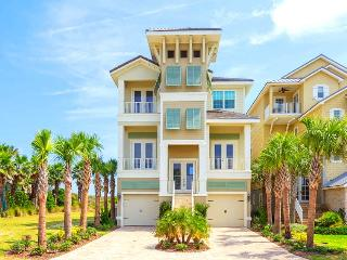 Cinnamon Beach Tiki Tides, Ocean Front, 7 Bedrooms, Pool, Spa, TIki Bar, Palm Coast