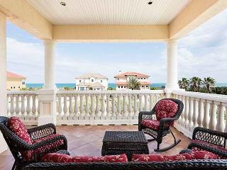 Florence By the Sea, OceanView, Private Pool, Spa, 6 BRs, Elevator,HDTV, Wi, Palm Coast