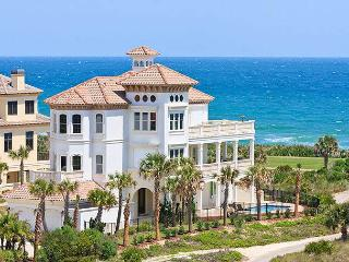 Hammock Beach Mansion, 6 Bedrooms, Ocean Front, Private Pool, Sleeps 14, Palm Coast