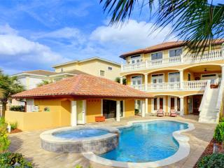 Tuscany By the Sea, 5 Bedrooms, Private Pool, Ocean Hammock, Sleeps 11, Palm Coast