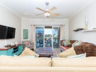 924 Cinnamon Beach, 3 Bedroom, 2 Pools, Elevator, WiFi, Sleeps 10, Saint Augustine Beach