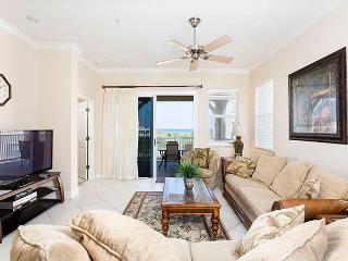 345 Cinnamon Beach Rentals, 4th floor corner unit, Ocean & Golf Views, Wifi, Palm Coast