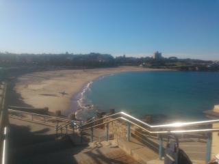 Sunny afternoon at Coogee Beach