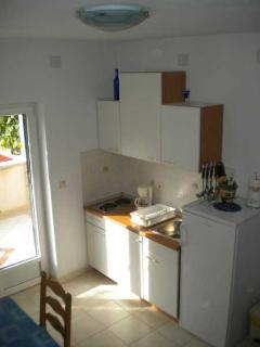 Teo(2+1): kitchen and dining room