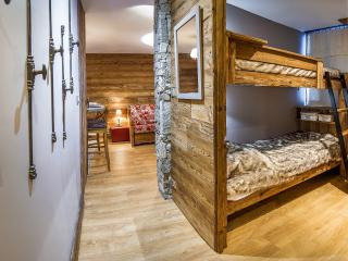 TIGNES 30m2 wifi 4 sleeps skin in-out southface