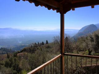 Mystra Estates Villa 'The Vine', Mystras