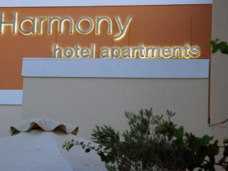 "Harmony Hotel Apartments ""IRIS"" for 2-3 Persons, Aigio"