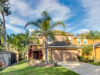 Visit Disney just four miles away, then retreat to your private pool, Kissimmee