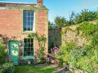 SAGE COTTAGE, character features, woodburner, enclosed garden, beach within