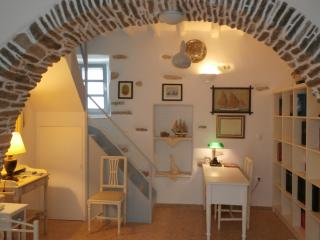 Village House in the Kastro, Paros