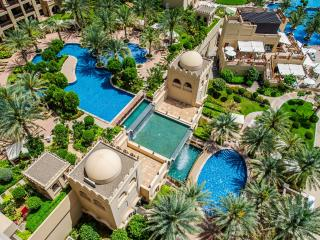 Luxury 1 bdr apartment 3 floor at Fairmont, Palm Jumeirah!