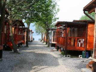 Luxe Chalet te huur aan meer van Lugano