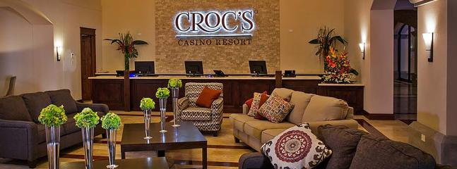 Reception at Croc´s