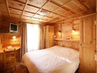 Chambre d'hôtes dans chalet de montagne, Val d'Isere