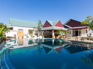 HUA HIN - New big private salt water pool