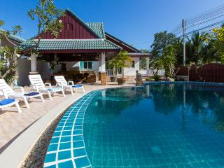 HUA HIN - New big private salt water pool