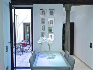 Courtyard House, Florencia
