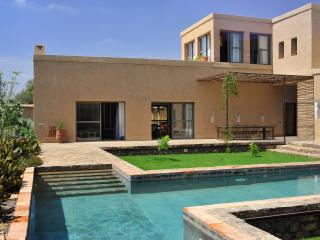 Villa Dar El Ahbab, luxury exclusivity (personnel), Taroudant