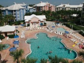 ORLANDO  [2BR Condo]   Cypress Pointe  Resort