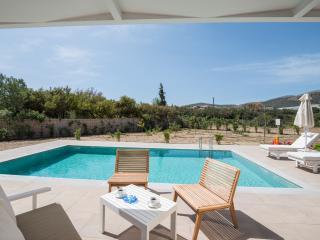 Ammos-Luxury Beachside Stone Villa - Crete