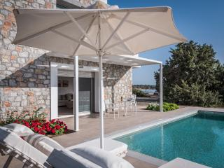 Ammos-Luxury Beachside Stone Villa - Crete