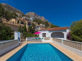 Villa Elfi en Calp,Alicante para 4 huespedes