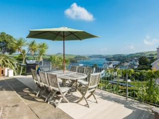 Watch Hill - glorious views over Salcombe harbour