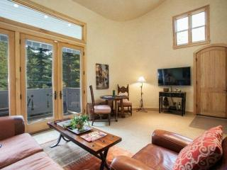 Secluded East Vail 1BR Apartment, Overlooks Gore Creek, Summer Access to Tennis Courts & Pool!