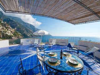 Historical 14th century Saracen tower. Luxury Accommodation, Positano