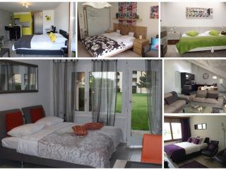 Saillon Evasion, studios et appartements