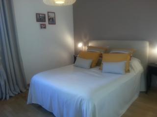 soit chambre 1gd lit soit chambre 2 lits 1pers, Nîmes