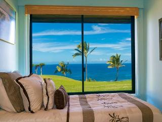 Affordable oceanfront views, convenient ground floor location., Princeville