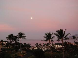 Ocean Views, Peaceful Lanai 2 Bd 2 Ba Maui Kamaole #J-217  Great Rates!!