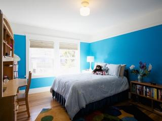 Family Home With 3 Bedrooms and 1 Bathroom with Garden, San Francisco