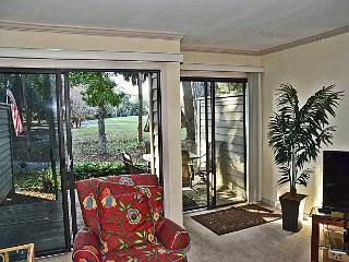 The Greens 200 - Golf Course Views - 2 bedroom Shipyard Townhouse, Hilton Head