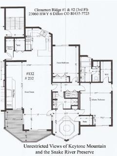 Floor Plan of Apartment