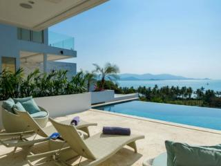 3 Bedroom Sea View Villa Escape, Plai Laem