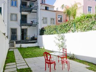 Private Garden at Principe Real, Lisboa