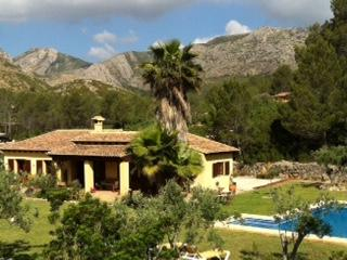 Finca en plena naturaleza con piscina, vacation rental in Agost