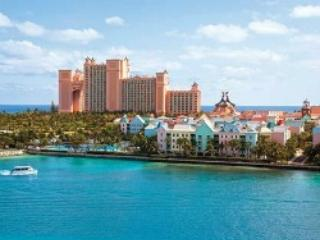3/24-3/31/2017 2bed lockoff Atlantis Harborside sleeps 9, Paradise Island