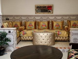 A beautiful Riad in the Portuguese city., El Jadida