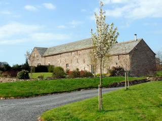 Riverain is a Grade II listed sandstone barn conversion set within the grounds of Blencowe Hall