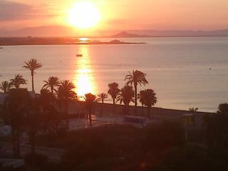 Apartamento playa Región de Murcia, Playa Honda